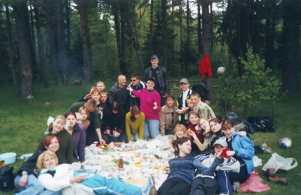 Выпуск 2003 года - МОУ Мирновская СОШ
